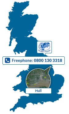 Hull Northern Pumps Service Area