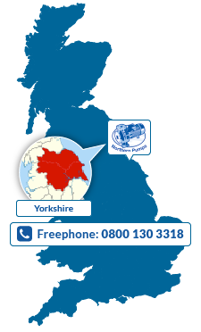 Yorkshire Northern Pumps Service Area